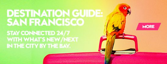 Destination Guide: San Francisco