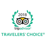 Tripadvisor Traveler Choice 2018