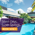 Seven Days, Super Savings in Asia Pacific.