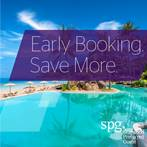 Early Booking. Save More.