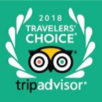 Travelers' Choice Award 2018