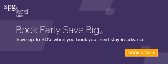 Book early. Save big