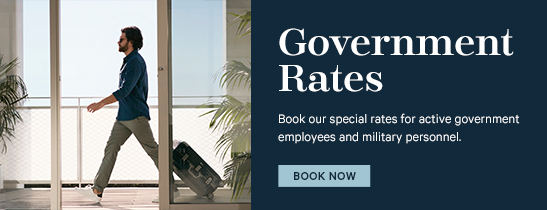 Exclusive rates for government employees