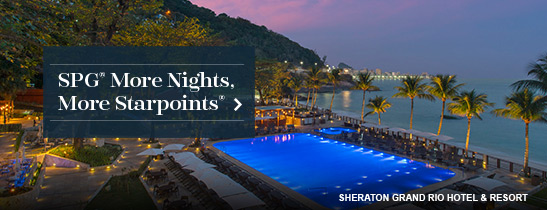 More Nights, More Starpoints